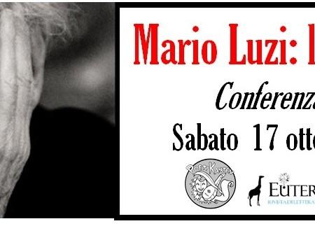 Un recital dedicato a Mario Luzi ad Ottobre a Firenze: come partecipare