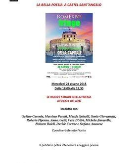 La Bella Poesia a Castel Sant'Angelo: 4° appuntamento