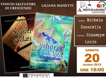 Alla Libreria GIT Mondadori appuntamento con la poesia