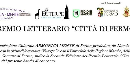 """2° Premio Letterario """"Città di Fermo"""""""