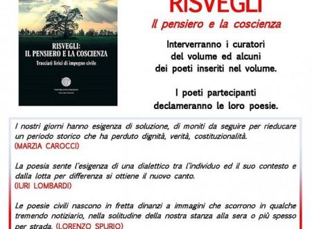 Domenica 18 ott. a Firenze un incontro sull'importanza della poesia civile