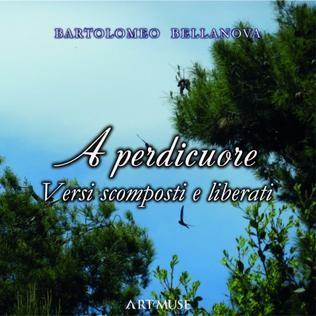 A perdicuore, il libro di Bartolomeo Bellanova