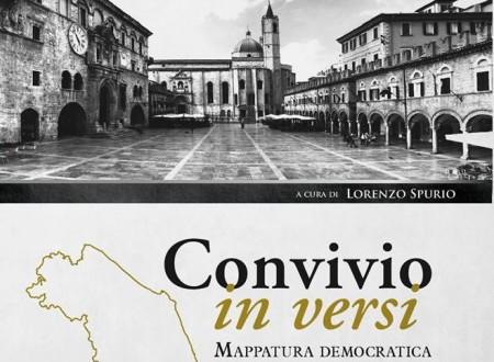 Convivio in versi di Lorenzo Spurio: la voce dei poeti delle Marche