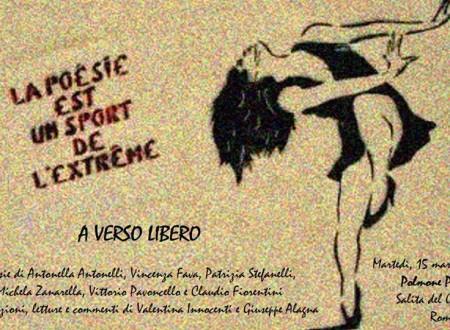 Al Polmone Pulsante la Poesia come sport estremo