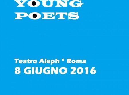 Young Poets al Teatro Aleph