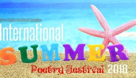 Festival Internazionale di Poesia Estate – 2016