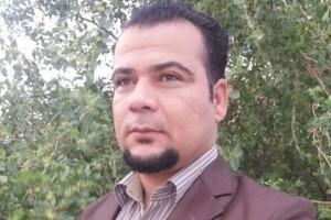 """L'inno dell'agonia"" di Malek Saleh"