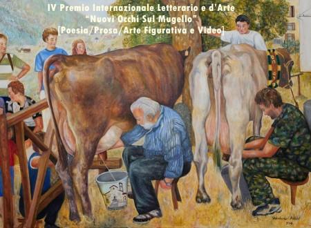 """IV Premio Internazionale Letterario e d'Arte """"Nuovi Occhi Sul Mugello"""""""