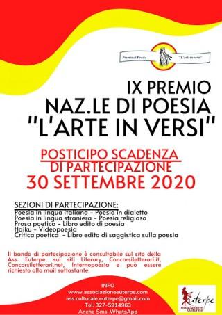 Poster-posticipo scadenza al 30-09-2020